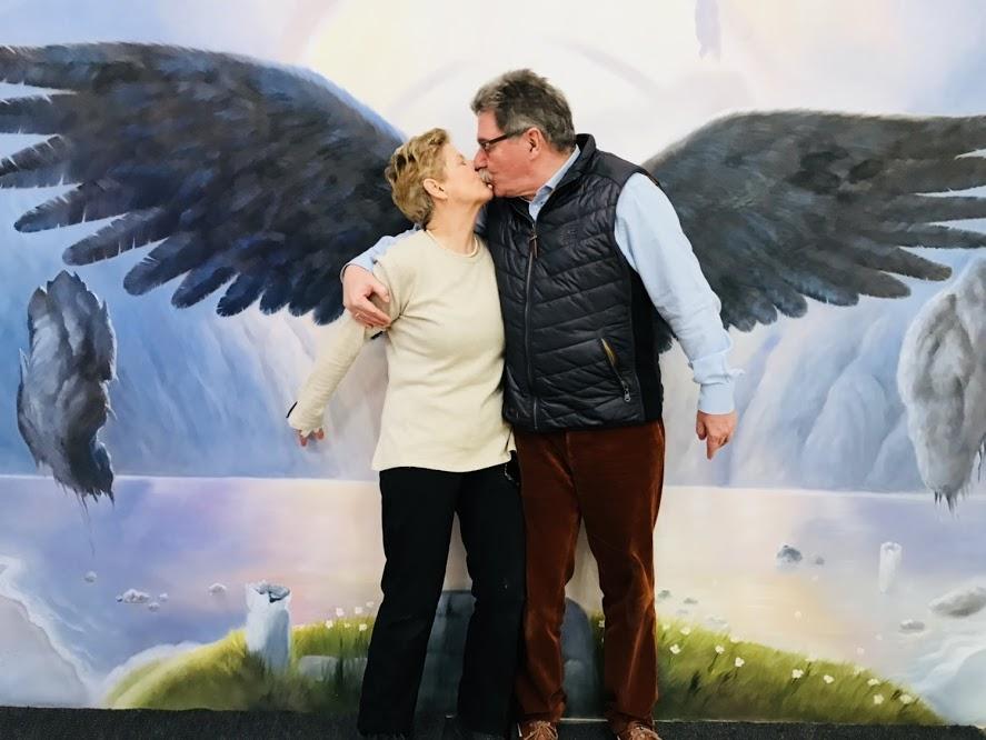 angyali csók
