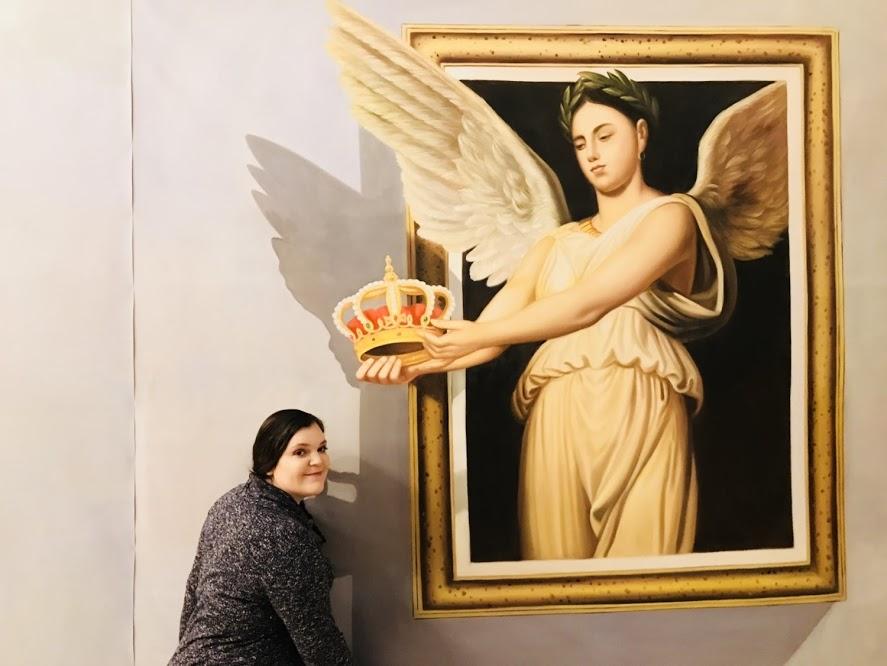 angyali jókívánság
