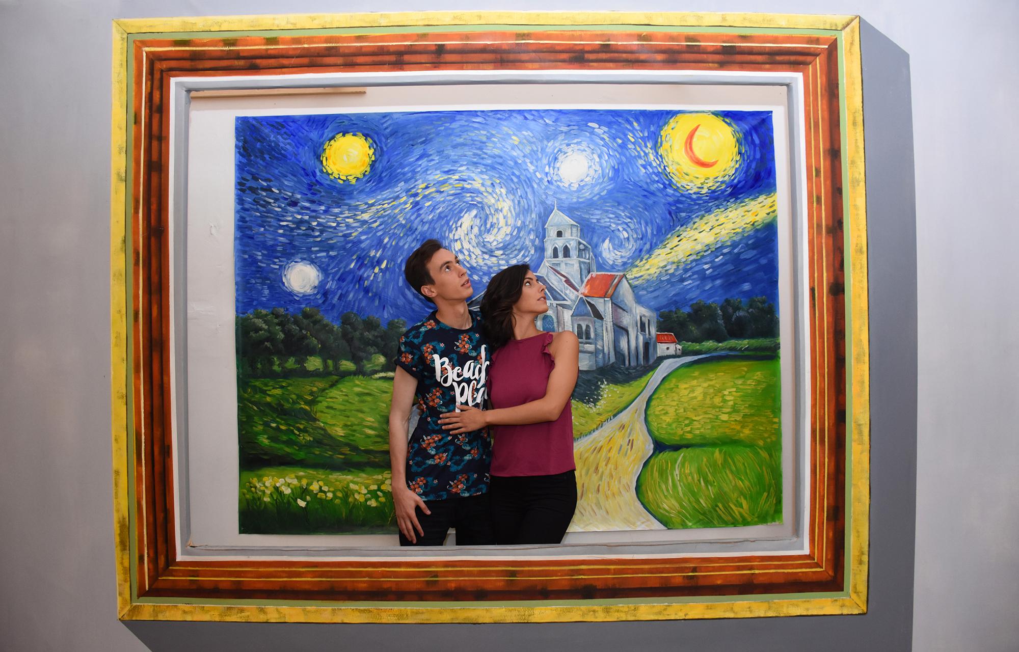Romantika és Van Gogh