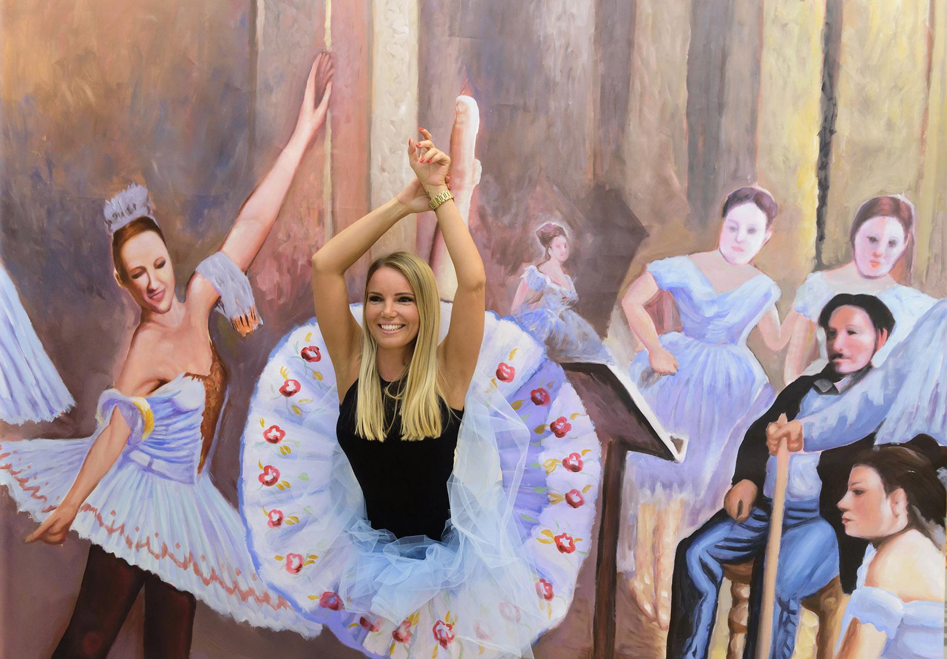 Bárki lehet balett táncos
