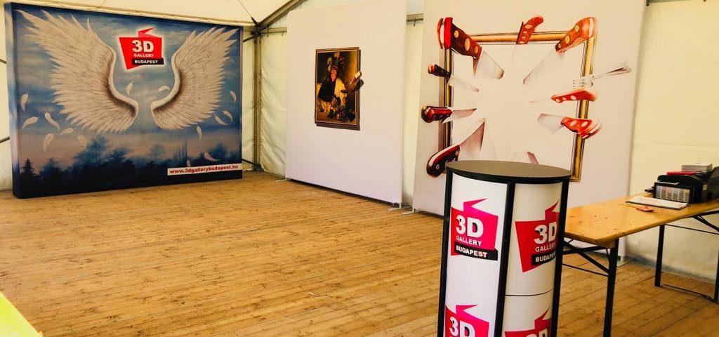 kitelepüles 3D Gallery